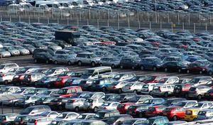 Le marché des voitures d'occasiona baissé en 2018