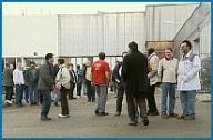 Grève chez General Motors Strasbourg