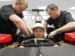 F1 - Système de freinage révolutionnaire pour Lotus GP?