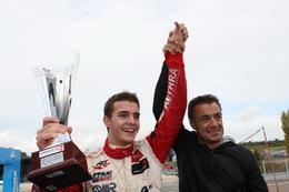 Jules Bianchi titré en F3 Euro Séries: Déjà grand d'Europe!