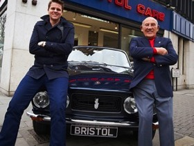 La future supercar électrique de Bristol donnée pour 320 km/h