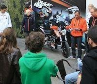 Ambassadeurs KTM 125 Duke : il n'en restera que 5.