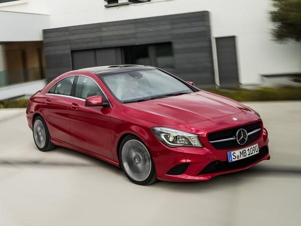 """Une Mercedes CLA """"longue"""" en préparation"""