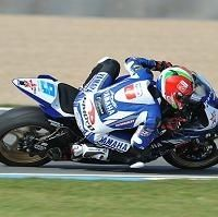 Supersport - Donington D.1: Luca Scassa se pose en patron