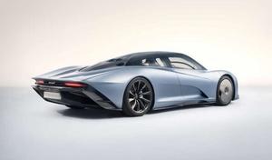 Une McLaren Speedtail affichée plus du double de son prix neuf