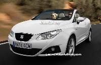 Futures Seat Ibiza 3 portes, cabriolet et Cupra 180 ch