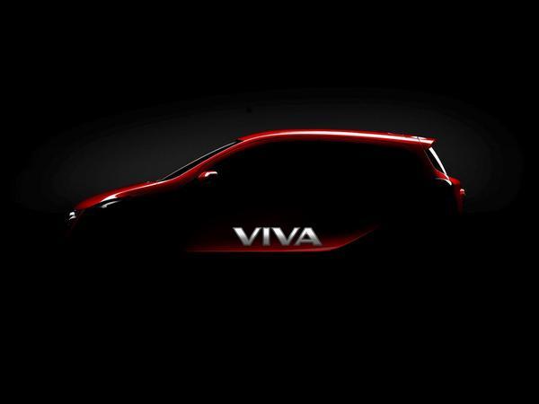 Vauxhall nous dévoile une partie de la Viva