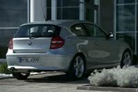 BMW Série 1 Facelift par l'oeil de lynx