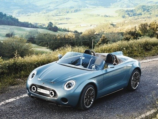 MINI Superleggera : une confirmation à venir ?