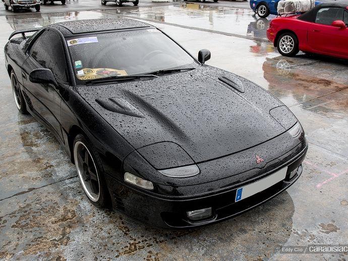 Photos du jour : Mitsubishi GTO année 96 (Classic Days)