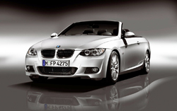 BMW Série 3 CC par l'oeil de lynx
