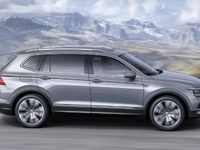 Volkswagen Tiguan Allspace: prix à partir de 32990€