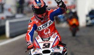 MotoGP - San Marin J.1: Petrucci et Ducati pour oublier Rossi