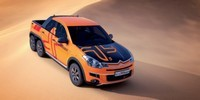 Sbarro Cruise Crosser Concept : Citroën C-Crosser pick-up !