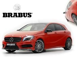 [vidéo] Un échappement Brabus qui s'adapte à vos humeurs  pour la Mercedes Classe A