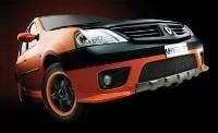 Mahindra Renault Logan Custom: osée et chargée!