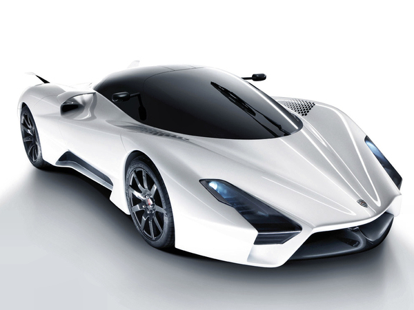 La SSC Tuatara a un tarif: 1,3 million de dollars