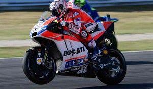MotoGP - San Marin J.1: Dovizioso le lâche rien