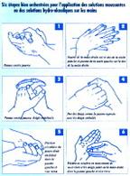 Savon Sec'Mouss :  après le bricolage, des mains propres