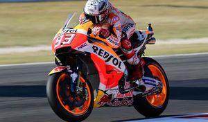 MotoGP - San Marin J.1: Márquez gâche sa journée