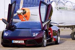 Lamborghini LP 640 JB-R : naïve ?