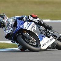 Superbike - Donington M.1: Marco Melandri prend sa revanche sur la piste