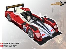 Race Performance adopte aussi l'Oreca 03
