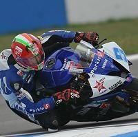 Supersport - Donington D.3: Doublé Yamaha avec Luca Scassa
