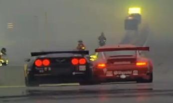 [Vidéo] Crash Laguna Seca : il ne pouvait en rester qu'un, l'autre finit dans le mur