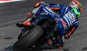 MotoGP - San Marin J.2: Viñales reprend du poil de la bête