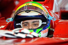 """Massa a repris le volant d'une F1 : """"comme si rien ne s'était passé"""" (ajout vidéo et photos)"""