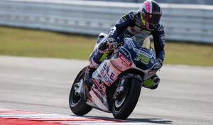 MotoGP - San Marin J.2: Baz espère la pluie