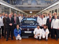 111111111 Volkswagen produites!