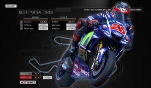 MotoGP - San Marin J.2: Viñales et sa quatrième pole de l'année