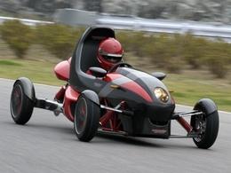 Tajima EV Mini Sport : le jouet électrique