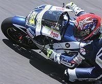 Moto GP: Elias et Melandri se testent à Misano