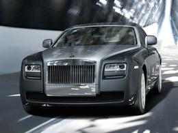 Une année 2011 très fructueuse pour Rolls-Royce