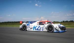 Le patron de PSA, Carlos Tavares, a roulé avec un prototype à hydrogène