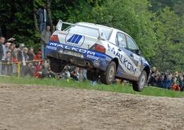 (Rallye) Bryan Bouffier: un 3ème sacre de suite en Pologne