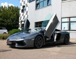 La Lamborghini Aventador de Sebastien Loeb est à vendre