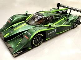 Un prototype LMP1 électrique par Lola-Drayson