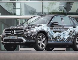 Mercedes lance le GLC hydrogène