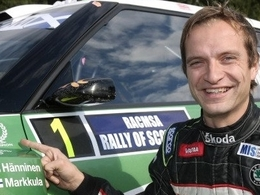 Juho Hanninen s'engage en S-WRC