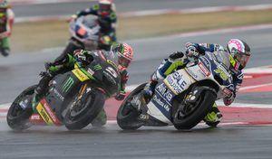 MotoGP - San Marin J.3 : Baz avait l'exploit à portée de main