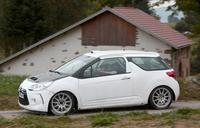 Rallye : la Citroën DS3 R3 en tests