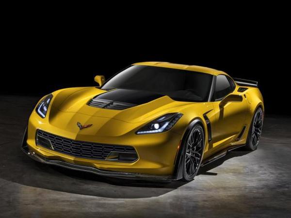Une Corvette ZR1 à moteur central en 2017