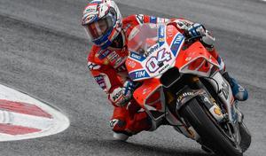 MotoGP - San Marin J.3: Dovizioso troisième avec le nouveau carénage