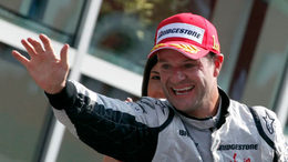 F1 : Barrichello a signé avec Williams