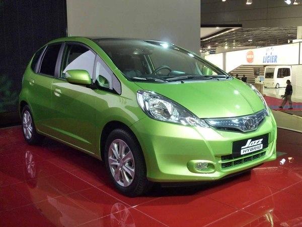 Honda Jazz Hybrid : les tarifs