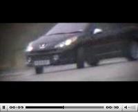 La Peugeot 207 RC en vidéo
